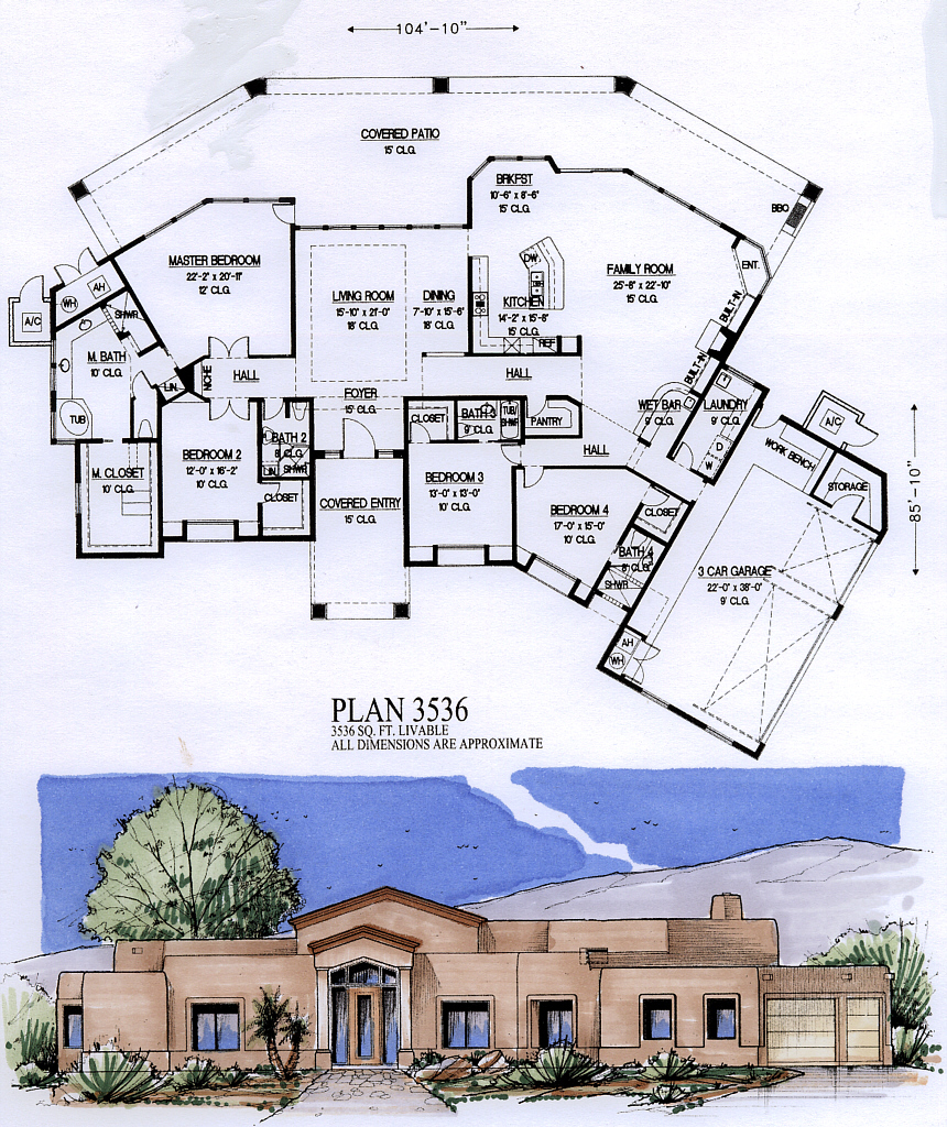 Ordinary House Plans 3500 Sq Ft 2