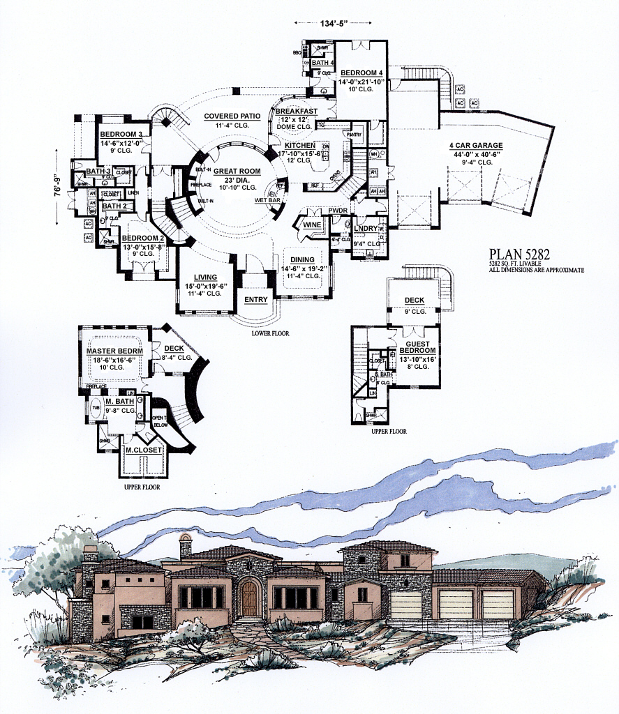 To SquareView Floor Plan